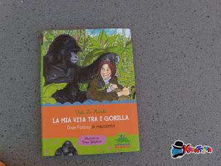 la mia vita tra i gorilla storia per bambini di dian fossey