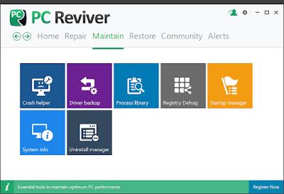 ReviverSoft PC Reviver v2.6.1.8 (x86x64) + Crack [MEGA]