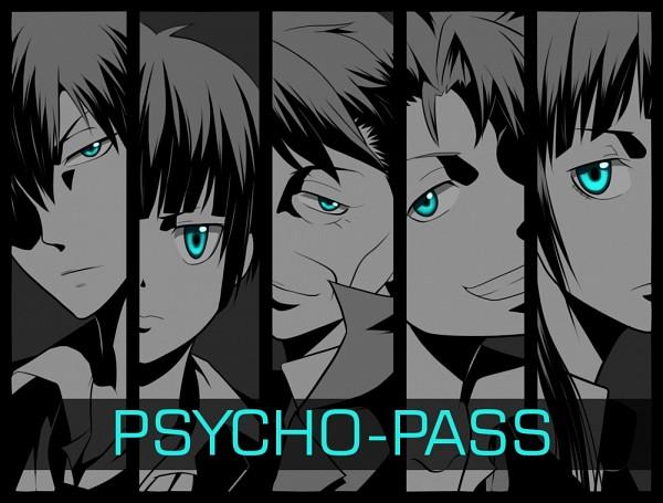 Anime Psycho Pass