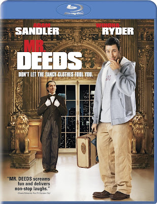 Mr. Deeds 2002 BD25 Sub