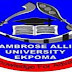 Ambrose Alli university finally releases the date of resumption