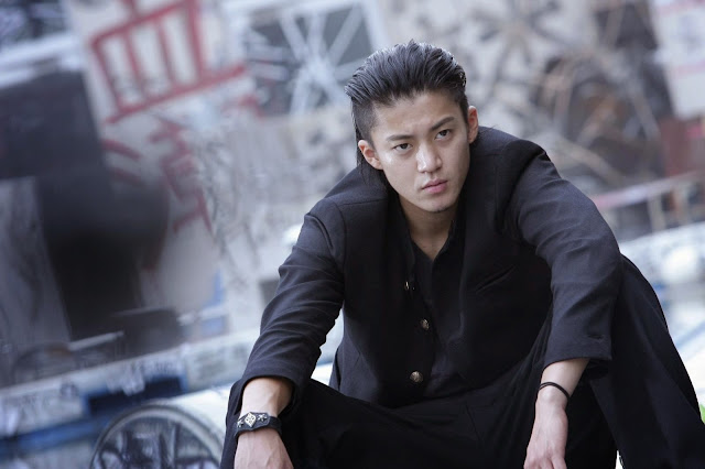 Shun Oguri wallpaper