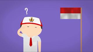 Kenapa Bendera Indonesia Merah Putih ? Ngga Merah Ijo ?, Penjelasan Bendera Merah Putih, Alasan Bendera Merah Putih