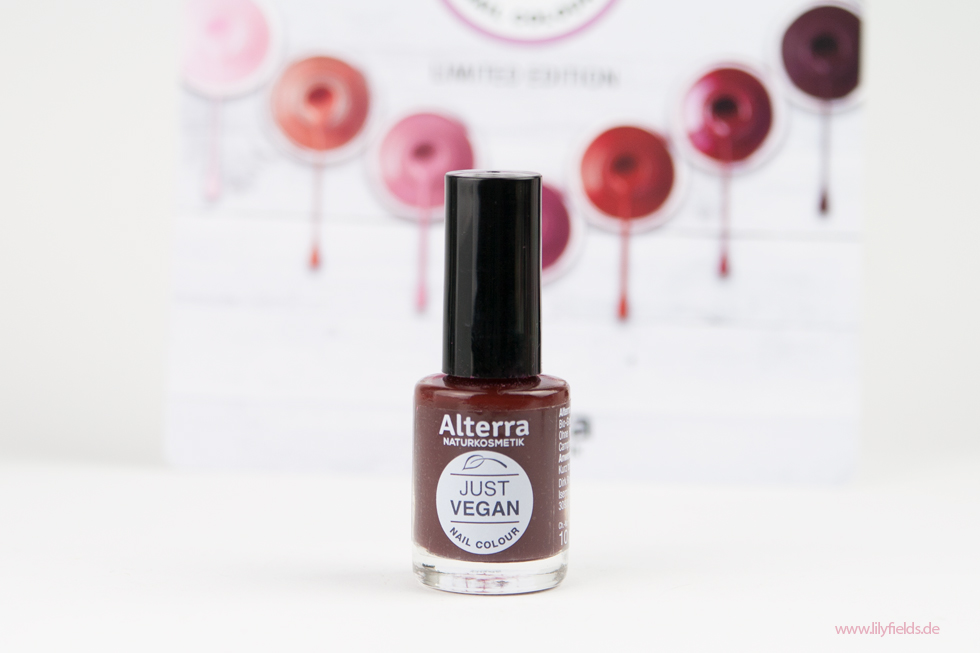 Alterra - Just Vegan - 08 Vegan Burgundy