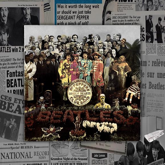 Le web-documentaire « Beatles 67 » plonge dans « Sgt. Pepper »