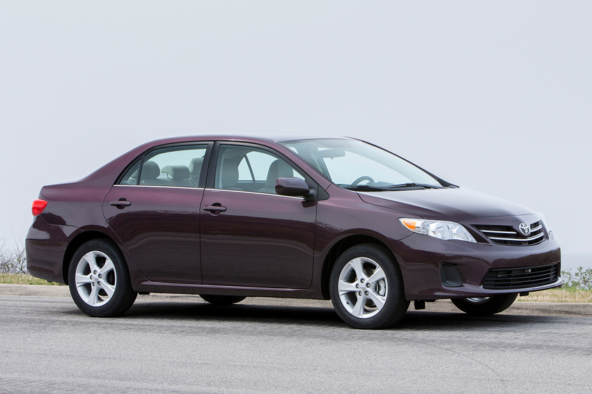toyota announces 2013 corolla le and s special edition models world of wheels. Black Bedroom Furniture Sets. Home Design Ideas