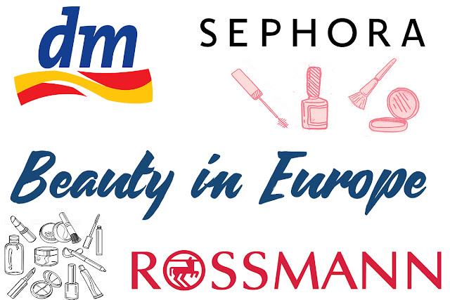 Чеська Sephora та покупки в DM і Rossmann