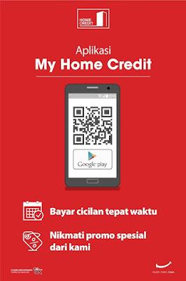 Aplikasi My Homecredit Indonesia