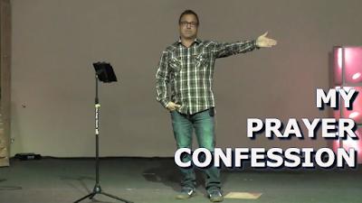 My Prayer Confession - 2 Corinthians 5:7