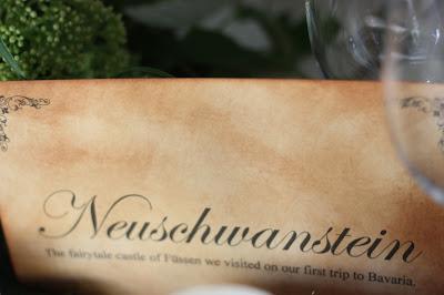Table names Birdcage vintage wedding - Irish wedding in Bavaria, Riessersee Hotel Garmisch-Partenkirchen, wedding venue abroad