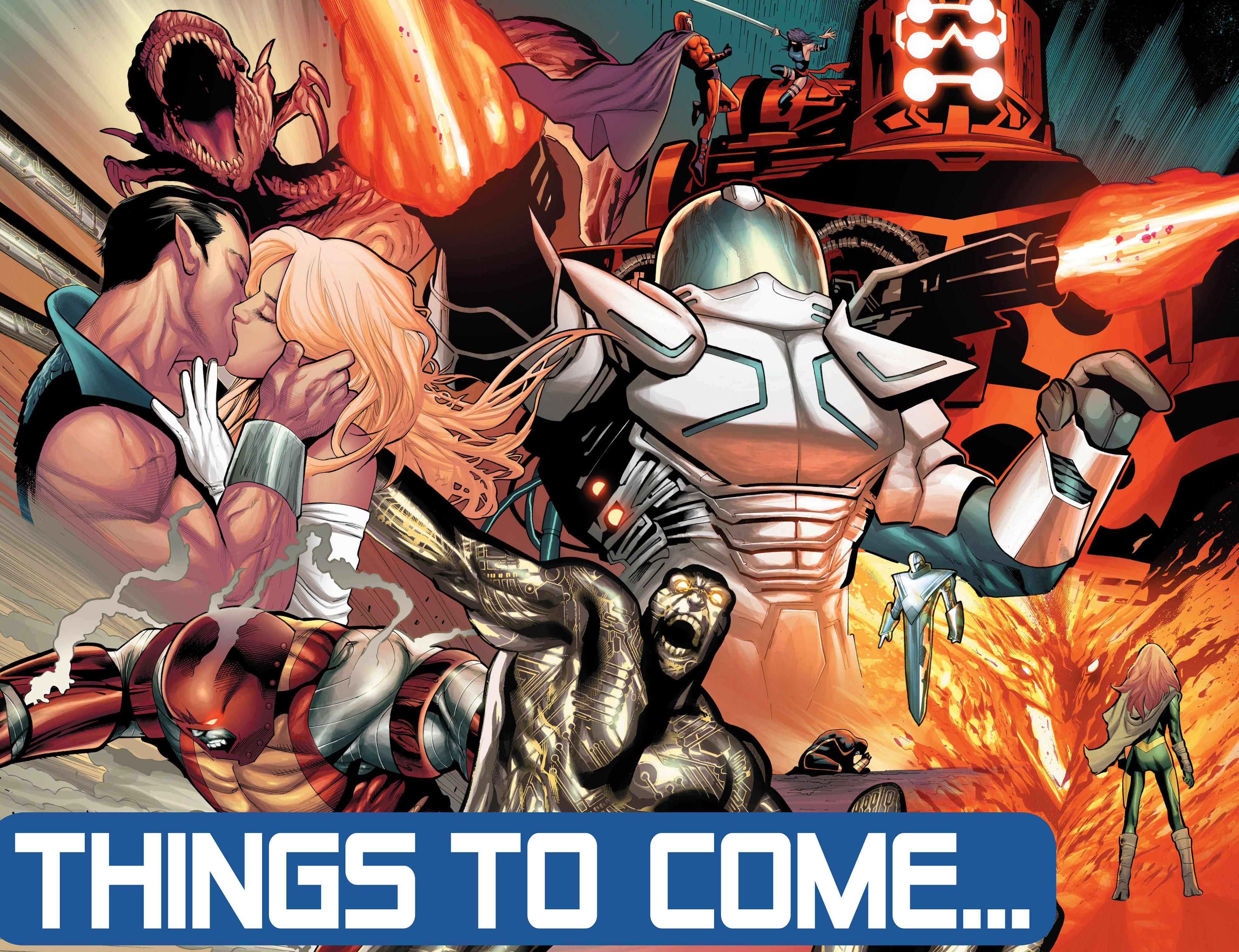 Read online Uncanny X-Men (2012) comic -  Issue #1 - 30