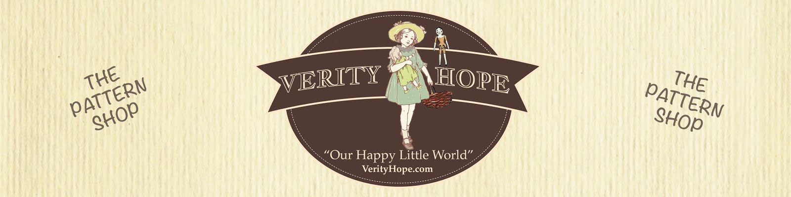 VERITY HOPE PATTERN SHOP