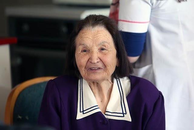 Vanja Lazarova - Doyenne of Macedonian Folk Music Passes Away