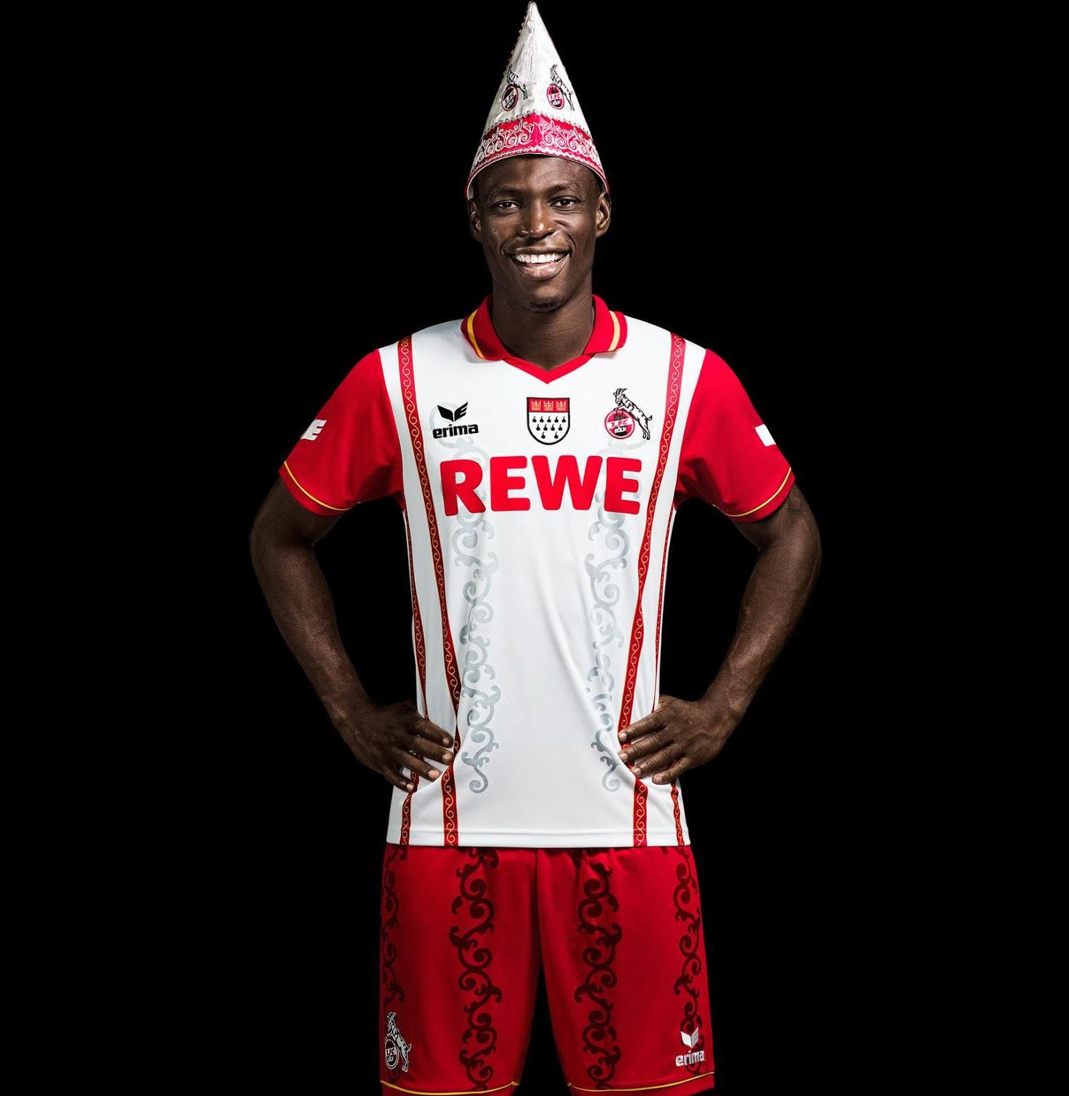 Crazy 1. FC Köln 2014 Karneval Kit Released - Footy Headlines