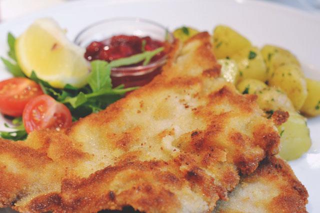 Schnitzel London