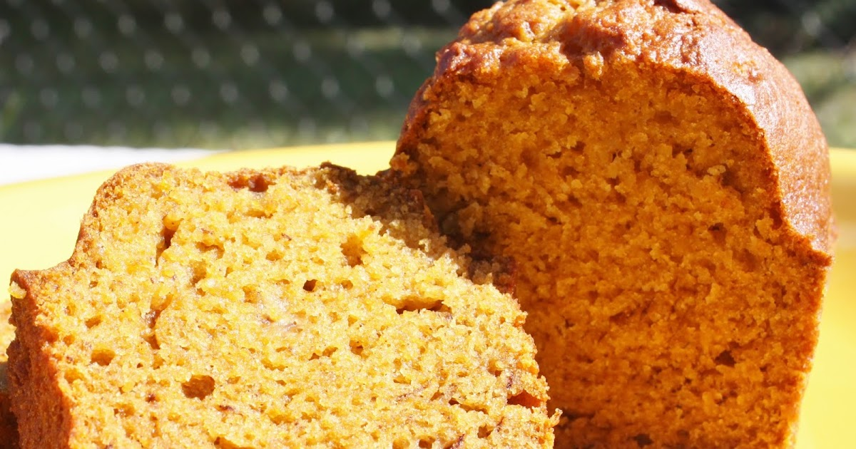 Best Of Long Island And Central Florida Pumpkin Banana Bread