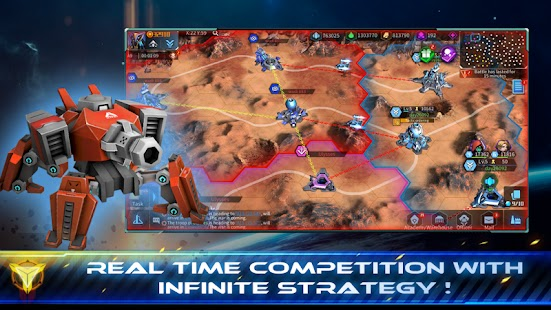 Colony Conflict: Advanced War Apk+Data Free on Android Game Download