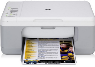 Download Printer Driver HP Deskjet F2100