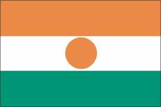 Bandeira de Níger