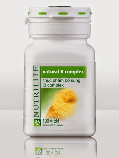 Bán Natural B Complex Amway Nutrilite giá rẻ TPHCM