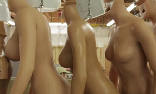 Sex Robots With Fully Functional Genitalia To Hit The Market Next Year But It Is Strictly For The Rich [See Photo]