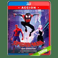 Spider-Man: Un nuevo universo (2018) 3D SBS 1080p Audio Dual Latino-Ingles