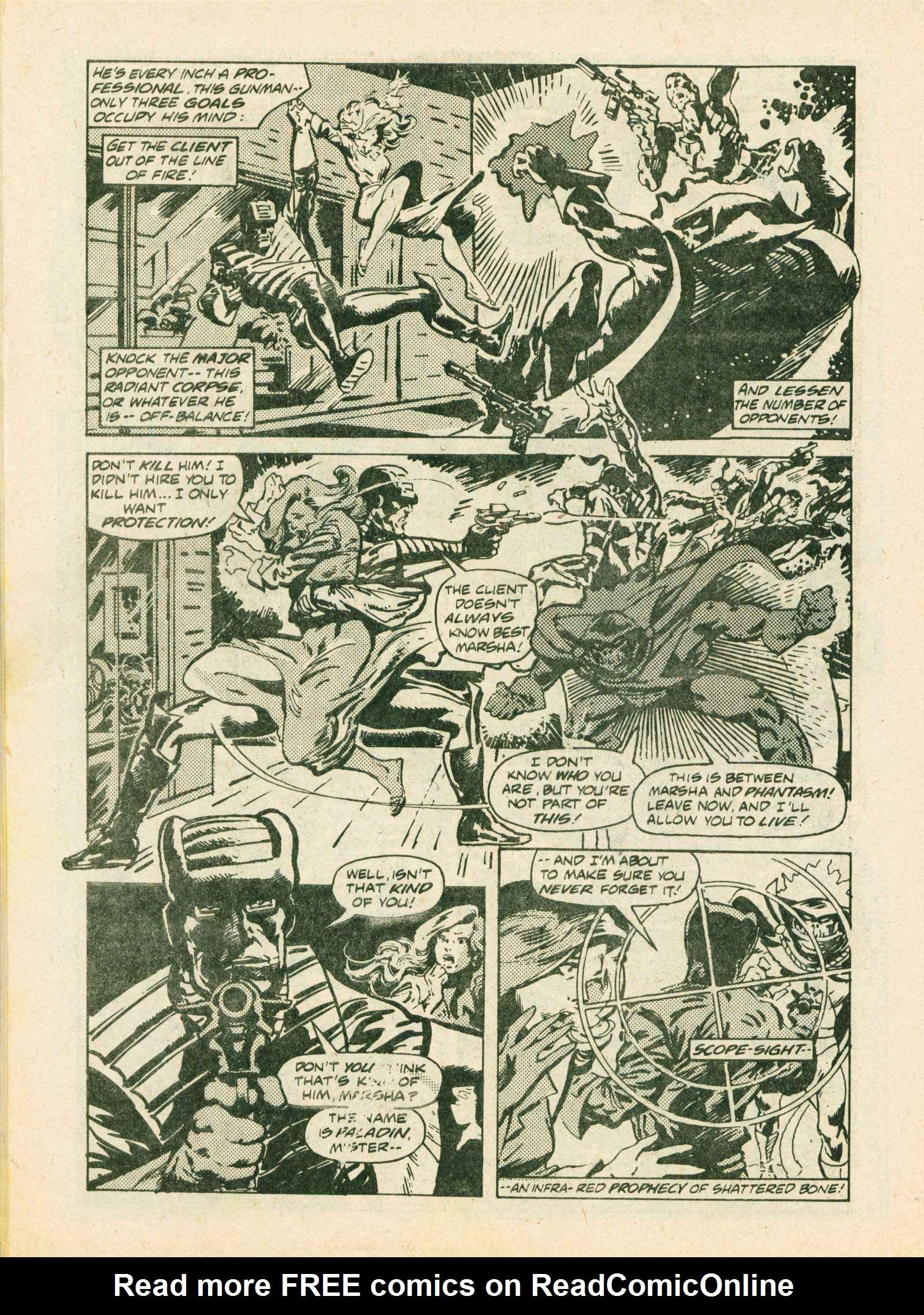 Read online Future Tense comic -  Issue #1 - 18