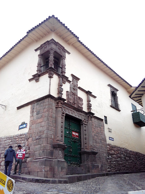 Museo Inca Palacio del Almirante Cuzco