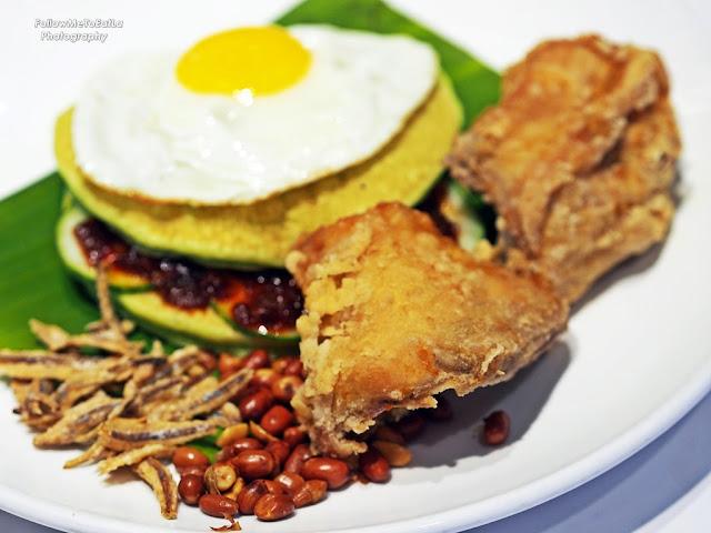 Pancake House 'Truly Malaysian Nasi Lemak Pancake' MERDEKA PROMOTION