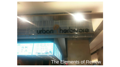 The Elements of Review-Urban Herbivore