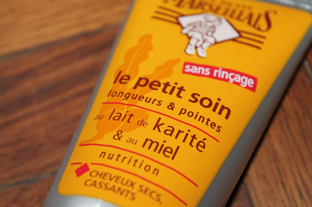 Le Petit Soin Longueurs & Pointes Karité Miel - Le Petit Marseillais