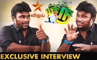 Actor Singapore Deepan Interview | VijayTV Siricha Pochu