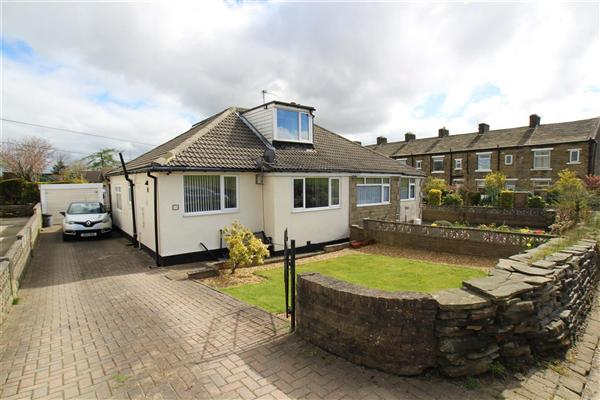 This Is Halifax Property - 3 bed semi-detached bungalow for sale Pinnar Lane, Southowram, Halifax HX3