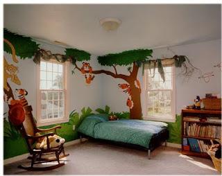 dormitorio la selva