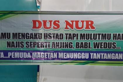 Hati - hati, Jangan 'Beli' Penceramah Di Pasar Gelap Ustaz