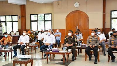 Masa Pandemi COVID-19, Pemkab Tangerang Sepakat Tunda Kembali Pilkades Serentak