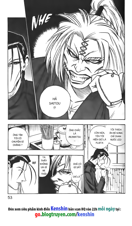 Rurouni Kenshin chap 50 trang 10