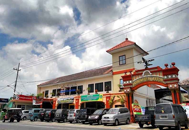 Hotel Griyadi Antariksa Malang