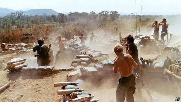 La guerra secreta de Estados Unidos en Laos