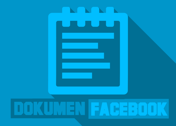 Membuat Dokumen Grup Facebook