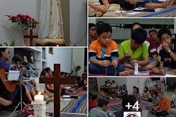Doa Rosario Di Lingkungan FX 2