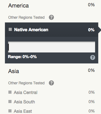Roots & Recombinant DNA: NATIVE AMERICAN DNA Is Just Not