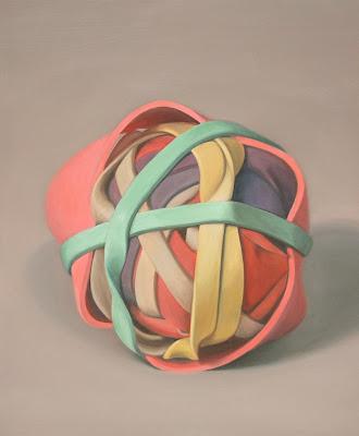 Sandy Wilcox, Rubber Band Ball #5