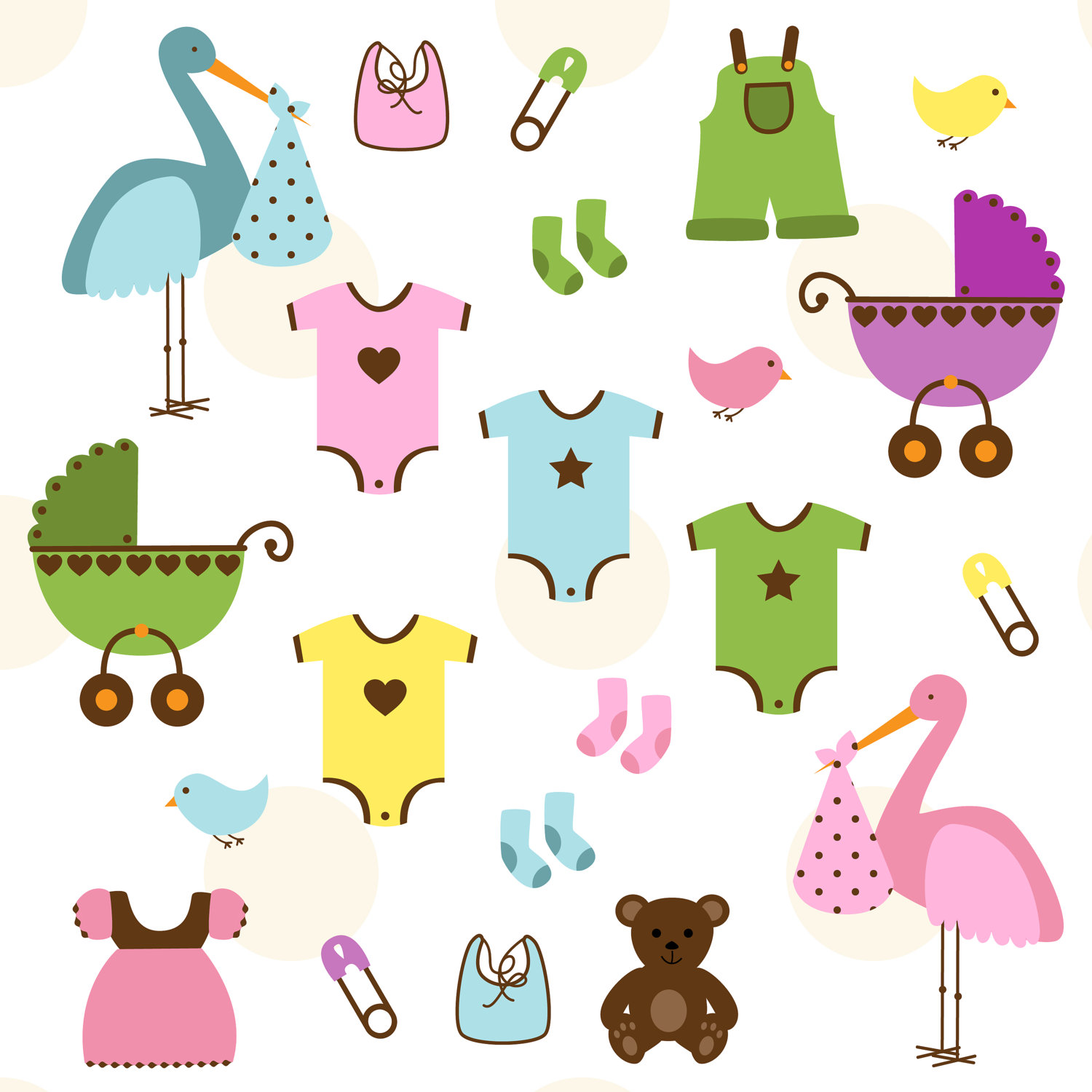 baby boy clipart shower - photo #27