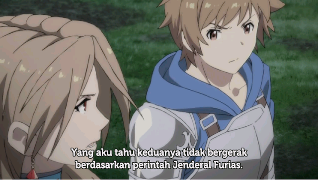 Granblue Fantasy The Animation Episode 04 Subtitle Indonesia