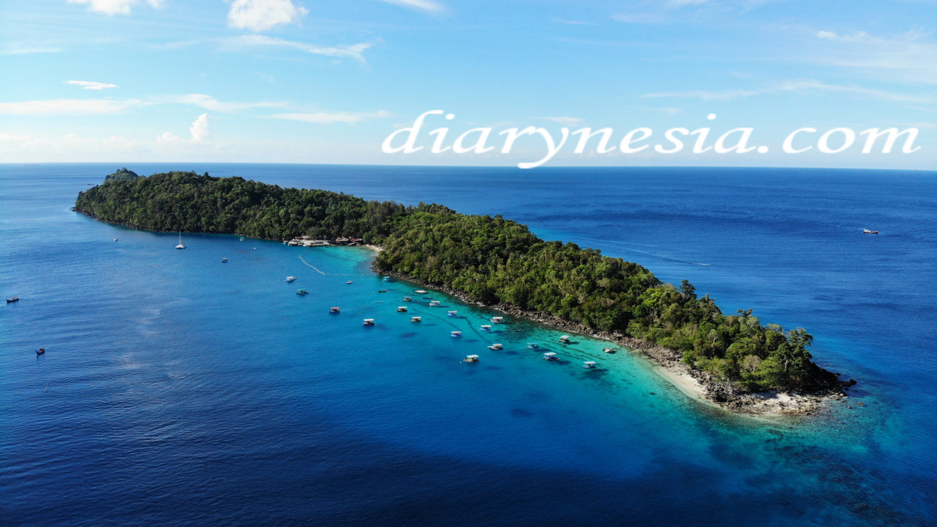 rubiah island tourism, must visit in aceh, tourist attraction in aceh, diarynesia