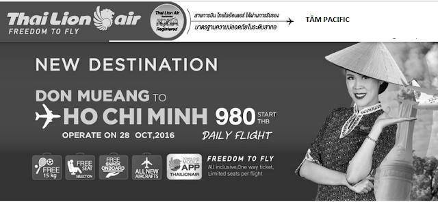 Thông tin hãng hàng không Thai Lion Air nổi tiếng - Lion Air ThaiLand