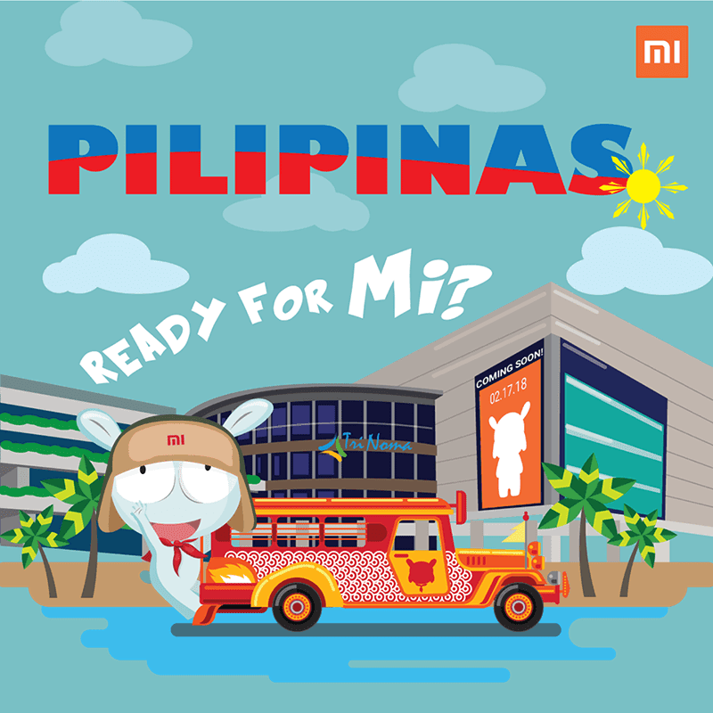Xiaomi to open the first ever authorized Mi Store in the Philippines