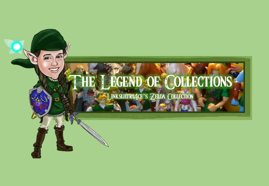 The Legend of Collections: Linksliltri4ce's Zelda Collection