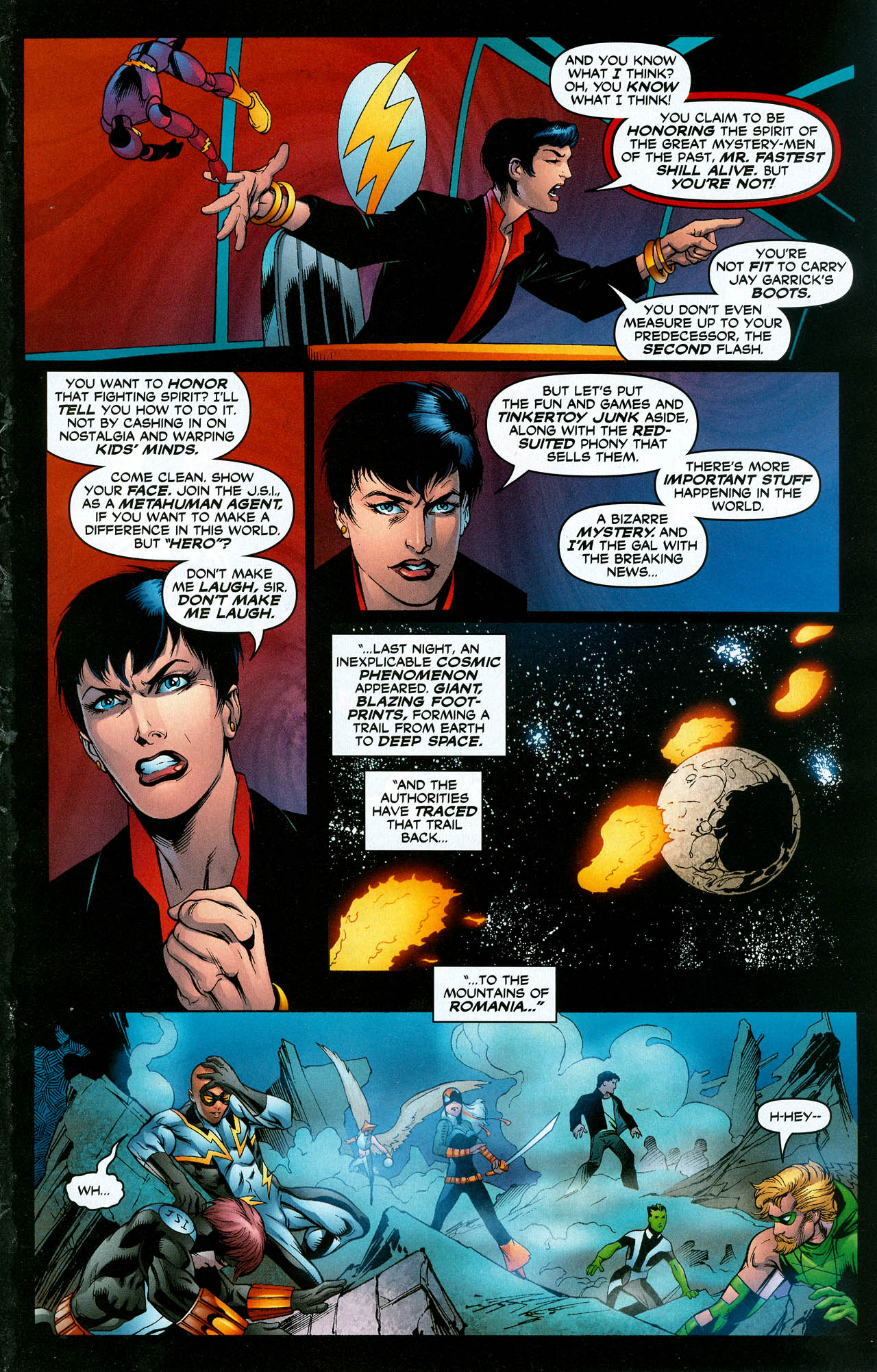 Read online Trinity (2008) comic -  Issue #18 - 8
